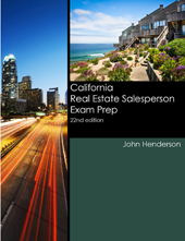 Salesperson State Exam Prep Book